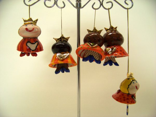 Lucky angels Christmas decoration