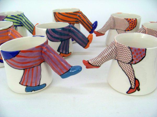 tea break cups